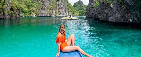itinerario con días libres por Filipinas